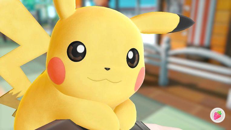 Jarenlang was ik Pikachu en co. uit het oog verloren tot ik begin 2016 door een dipje ging. Beeld RV