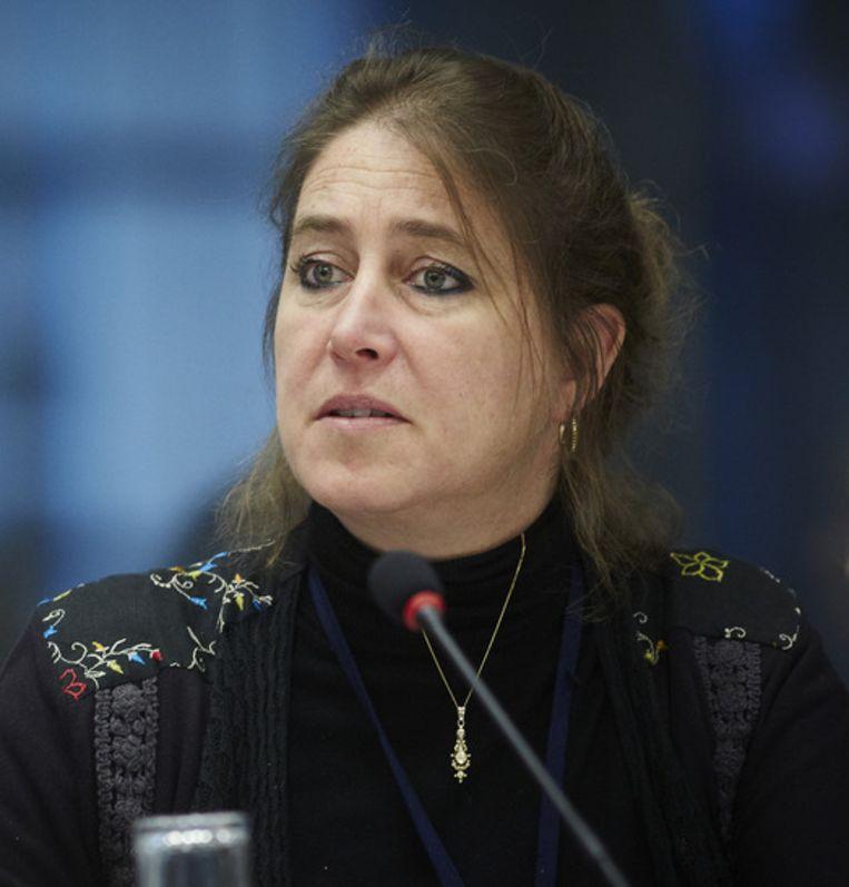 VVD-Kamerlid Betty de Boer. Beeld null
