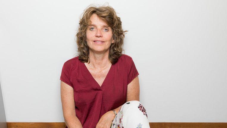 Patricia van Oppen: 'Ik denk weleens: ik ben in dit vak beland omdat ik mijn eigen angst wilde onderzoeken.' Beeld Ivo van der Bent