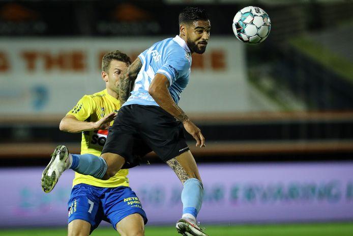 In de thuismatch tegen Westerlo van 23 oktober stond Ronald Vargas een eerste keer in de basis van SK Deinze.