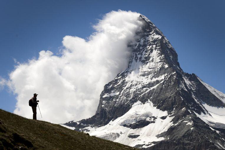 Beeld ter illustratie, Matterhorn.