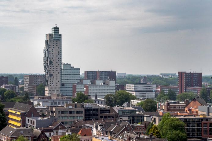 Skyline in Tilburg