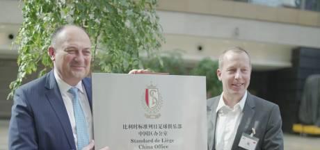 Le Standard, premier club à s'implanter en Chine pour la détection et la formation des jeunes