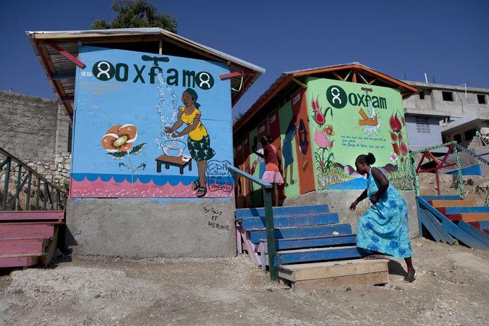 Een project van Oxfam op Haïti. De hulporganisatie verloor in Nederland duizenden donateurs na een seksschandaal.
