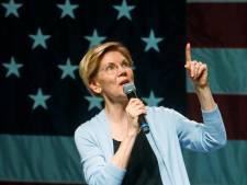 Senator en presidentskandidaat Warren wil impeachment Trump