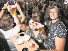 Studenten krijgen toch hun feestje op terrein Zomerfestival bij Autotron