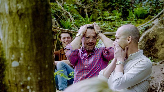Tim en Ewoud winnen 'Vakantiehuis For Life'.
