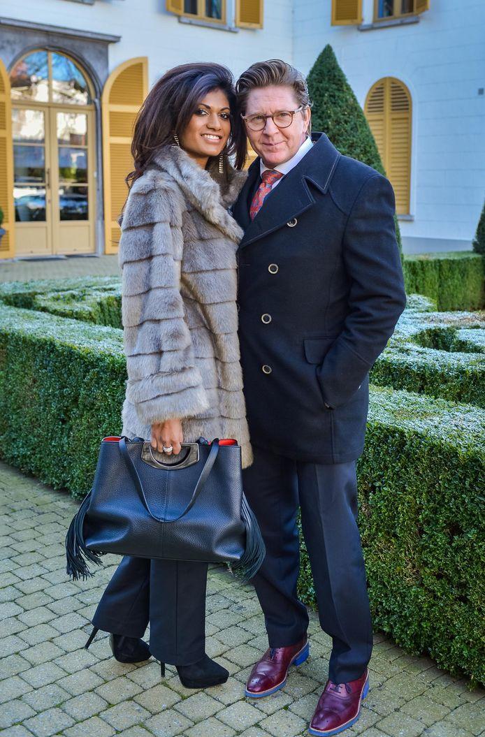 Philip Cracco en Aisha Van Zele