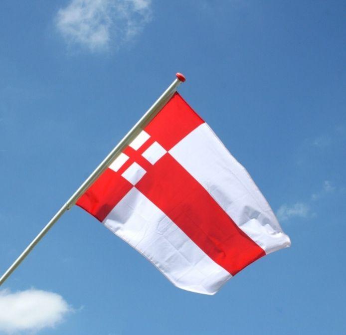 De vlag van Amersfoort