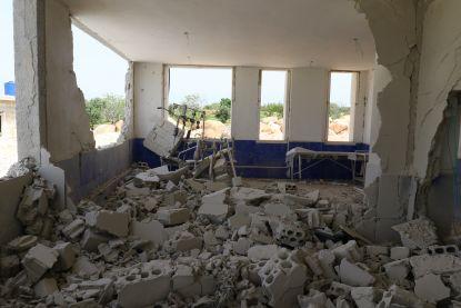 Zestien doden bij luchtaanvallen in Syrië, weer ziekenhuizen getroffen
