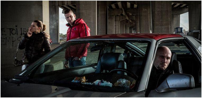 'D'Ardennen': Tarantino van eigen kweek? Beeld Savage Film/Maarten Verminck