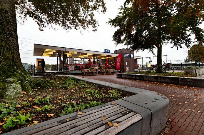 Station Deurne heeft al een opfrisser gehad.