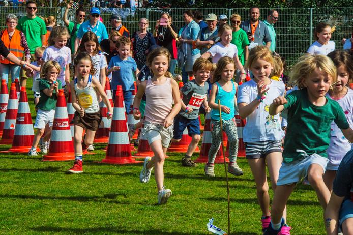 Kinderen in West-Brabant bewegen meer dan negen jaar geleden.