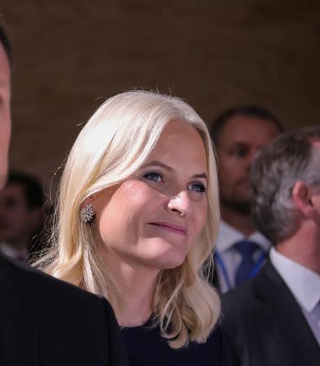 Kroonprins Haakon: Mette-Marit heeft spijt van contact met Jeffrey Epstein