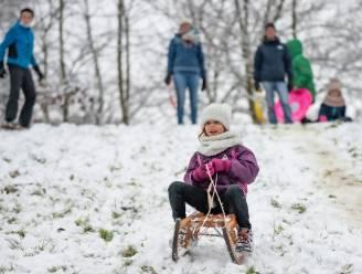 """Groen vraagt sneeuwstraten: """"Ook in winter moeten kinderen buiten kunnen ravotten"""""""