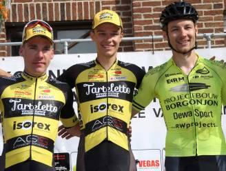 Tarteletto-Isorex domineert in de Internatie: Maxime De Poorter eindigt tweede, ploegmaat Goeman wint