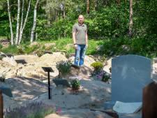 Eeuwige grafrust vind je in Bergen op Zoom: 'Het was even druk door corona, maar er is nog plek genoeg'