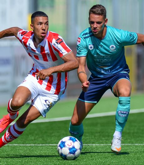 Roosken (20) volgt Van der Sluys op als linksback van TOP Oss