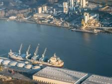 North Sea Port maakt coronaverlies stilaan goed: 9% meer goederenoverslag