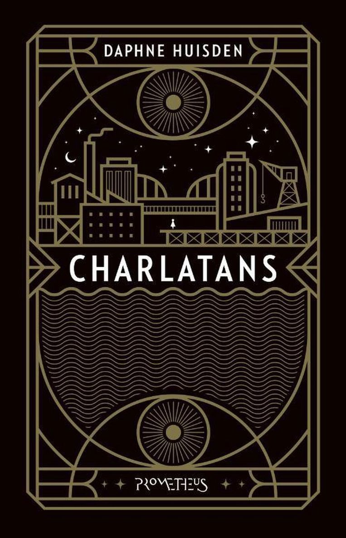 Daphne Huisden, Charlatans, Prometheus, 336 p., 22,50 euro. Beeld rv