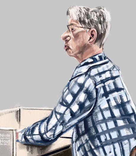 Eenzaamheid dreef Theo (69) tot roof beeldjes van graven: 'Wilde vrij zijn van de situatie waar ik in zat'