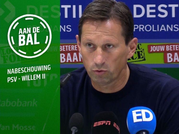 PSV-trainer Schmidt vindt het verlies moeilijk te accepteren