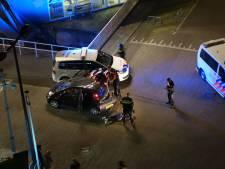 Wilde achtervolging eindigt bij aanhouding op Schouwburgplein