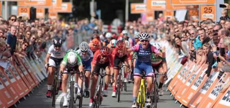 Simac Ladies Tour start in Ede; heuvels Posbank en Arnhem scherprechter in laatste etappe