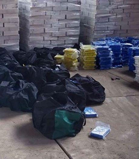 België onderschept bijna 30.000 kilo cocaïne door kraken cryptodienst Sky