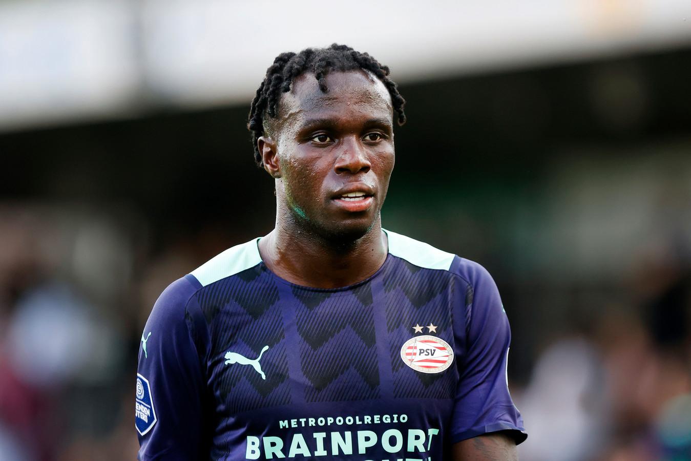 Armindo Bruma was trefzeker voor PSV.