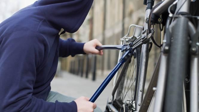 Politie treft gestolen fietsen aan bij huiszoeking in Aalst