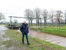 André Koekkoek geniet van verfijnd watersysteem in Salland: 'Daar hebben we nu profijt van'