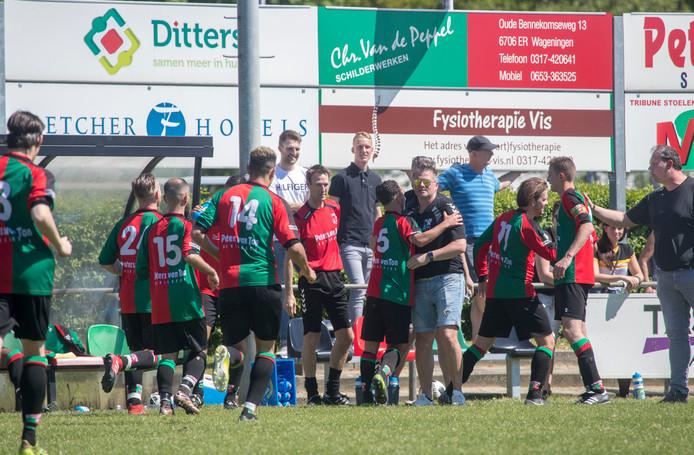 WAVV neemt het in de finale van de nacompetitie op tegen SC Bemmel.