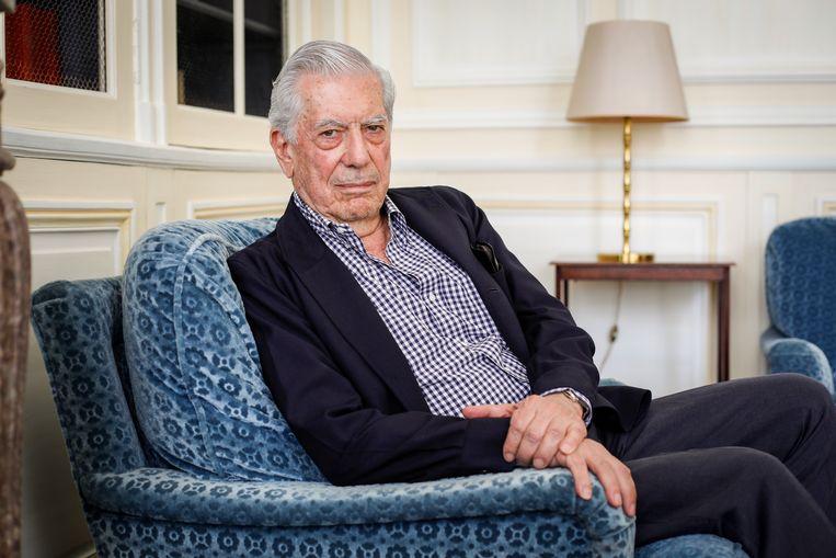 Zoals zo vaak zijn ook in 'Bittere tijden' van Mario Vargas Llosa de slechteriken boeiende personages. Beeld BELGAIMAGE