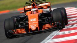 Vandoorne rijdt dertiende tijd in tweede vrije oefensessie in GP van Brazilië, Hamilton is de snelste
