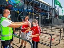 De bloedhete maar vooral onwezenlijke wedstrijd van Feyenoord tegen Sparta: 'Sfeer? Welke sfeer?'