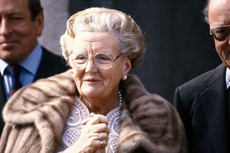 Koningin Juliana Beeld ANP
