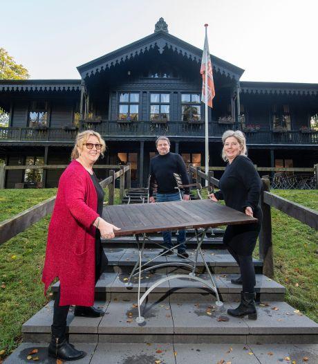 Ilvia, Lea en Jesse uit Hoog Soeren openen eet- en drinklokaal in Het Aardhuis:  Nº15 op droomplek in de bossen
