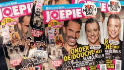 Exclusief: Sean en Niels worden coverboys van nieuwe Joepie, speciaal voor Rode Neuzen Dag