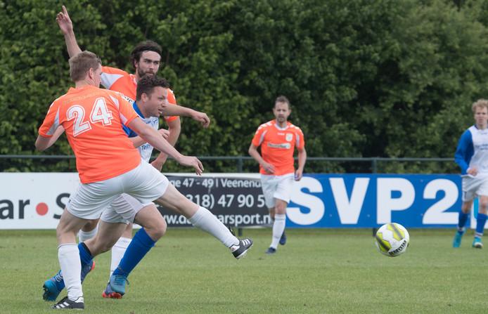 SV Panter verloor de derby tegen Veenendaal.