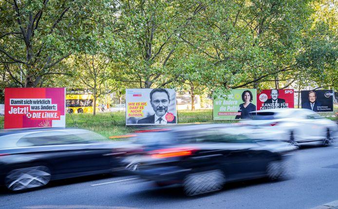 Op 26 september zijn er parlementsverkiezingen in Duitsland.