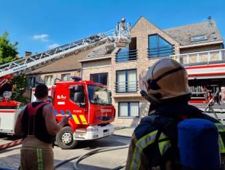 Flat onbewoonbaar door brand in berging