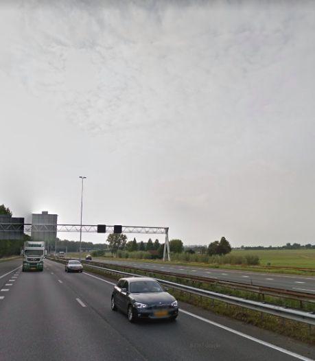 Maassluise wijken willen ook geluidsschermen bij A20, alleen is er geen budget meer voor