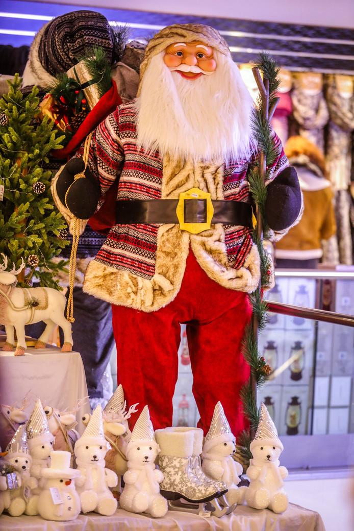 Brugge kerstwinkels: pop up kerstwinkel Zuidzandstraat.
