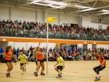 Korfbalvelden Achilles in Almelo kleuren begin juni oranje, TeamNL komt langs