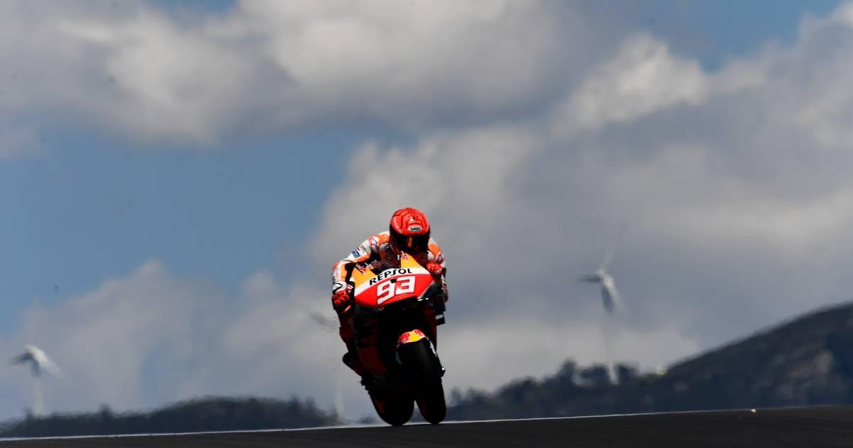 Geëmotioneerde koning Márquez is terug, maar heerst nog niet in de MotoGP