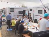 Koppel tovert oprit in Leuven om tot camping voor WK wielrennen