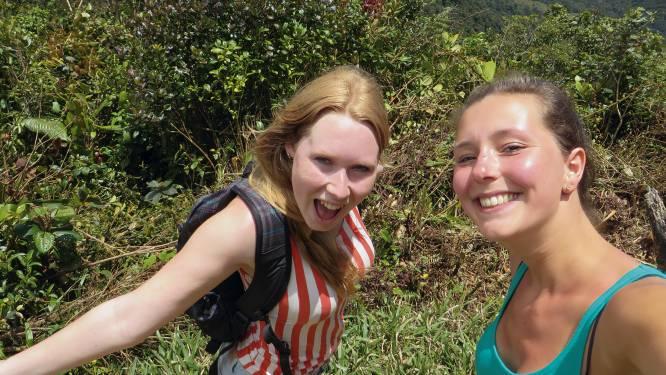 Kris en Lisanne gingen hiken in Panama, maar kwamen de jungle nooit meer uit
