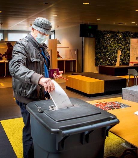 Maas en Waal stemt zoals Nederland dat doet, alleen West Maas en Waal is wat conservatiever