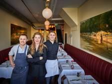 Wie wil er nog naar Parijs als je restaurant Louise in de buurt hebt?